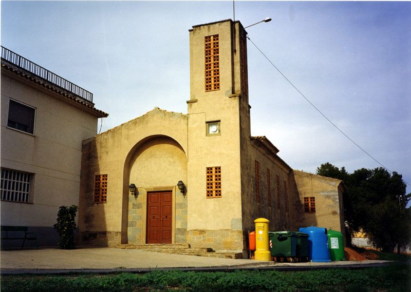 Resultado de imagen de Església de Sant Josep Obrer can rosell